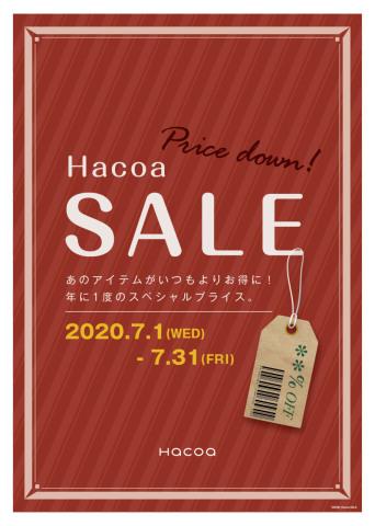 Hacoa SALE